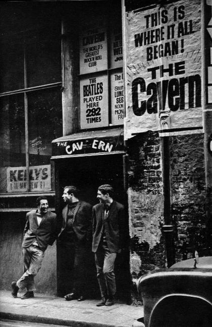 I Was There When The Beatles Played The Cavern