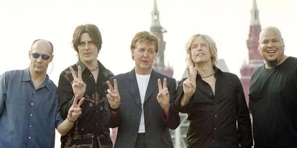 "The Beatles Polska: Film ""The Journey To Red Square"" z okazji koncertu Paul McCartney in Red Square"
