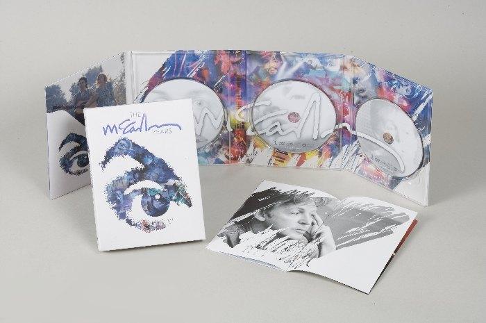 The Beatles Polska: W Anglii ukazało się potrójne DVD - The McCartney Years
