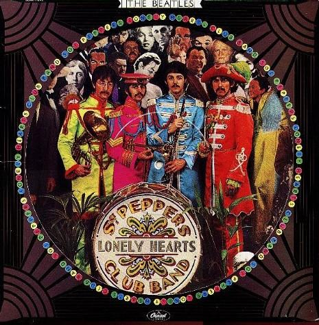 Sgt Pepper S Lonely Hearts Club Band